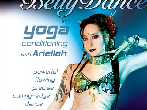 Ариэлла йога для начинающих