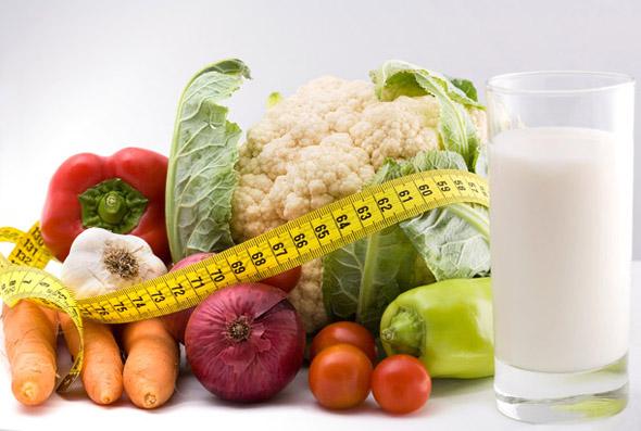 кушать и худеть