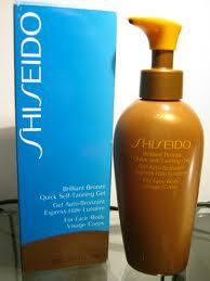 автозагар от Shiseido