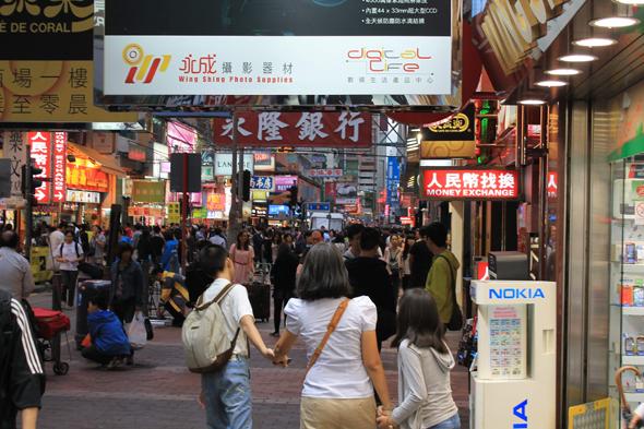 Гонконг Монкок фото