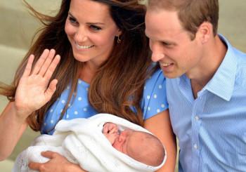 Кейт Мидлтон родила принца