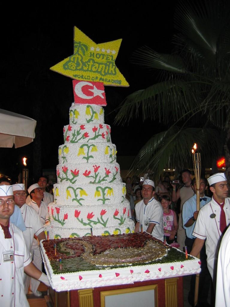 Botanik торт фото