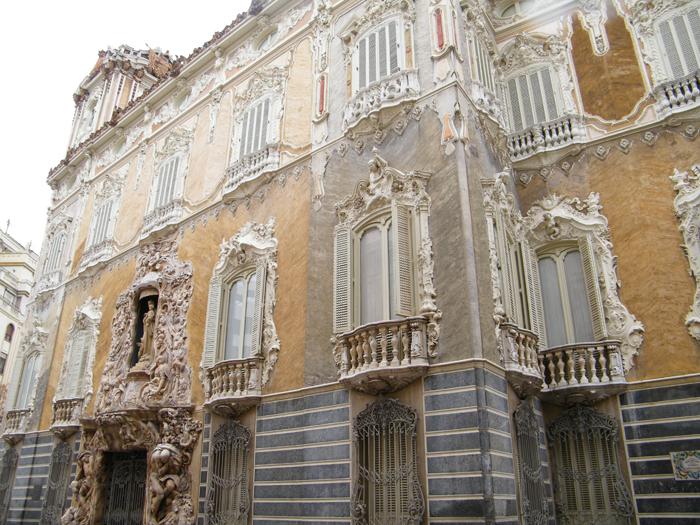 Валенсия Национальный музей керамики фото