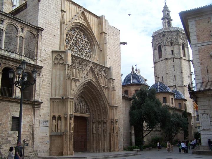 Валенсии Кафедральный собор Ла Сео фото