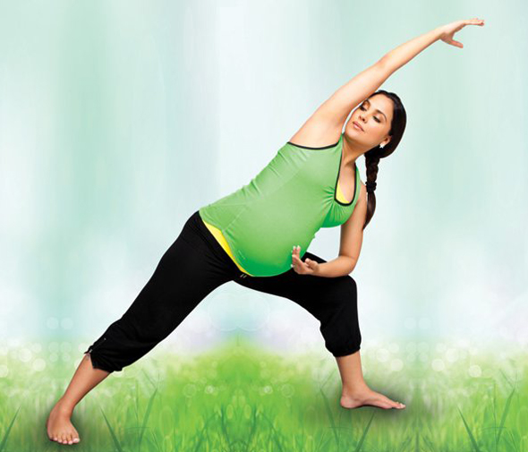 Лара Датта йога для беременных
