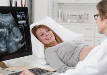 четвертый месяц беременности