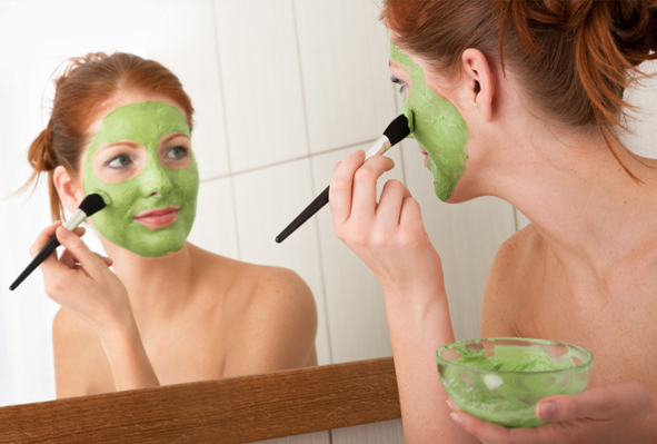 маски для жирной кожи