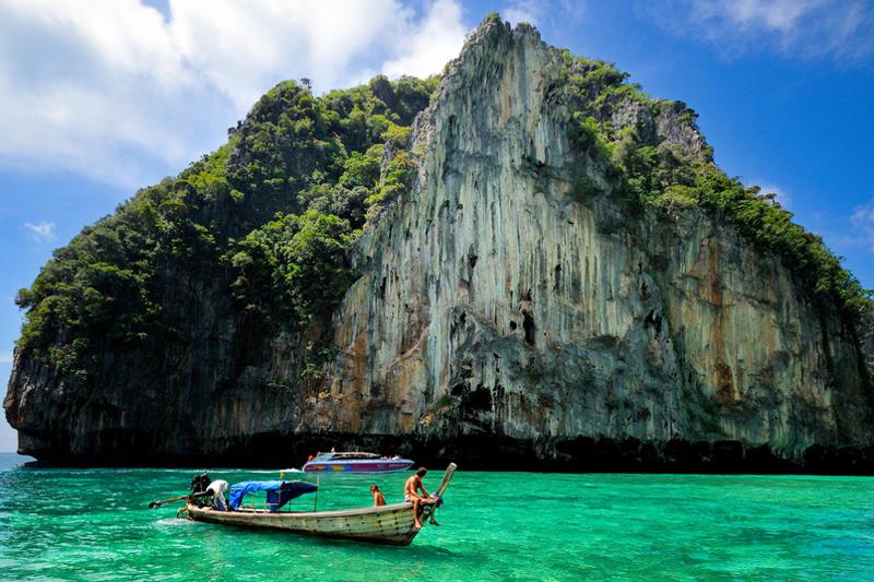 острова Пхи-Пхи фото
