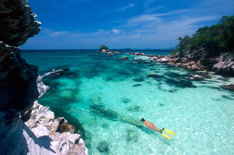 острова Симилан фото