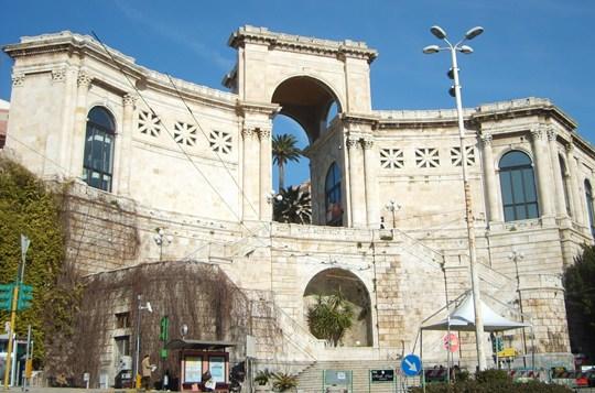 Кальяри, Бастион Сан-Реми фото