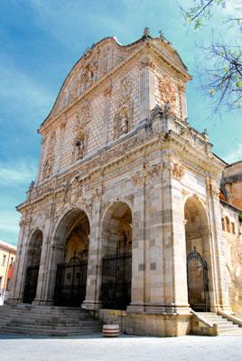 Сассари, собор Сан-Никола фото