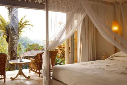 Индонезия остров Бали отель Ума Убуд