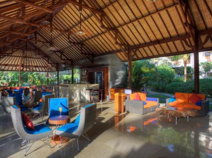 Индонезия остров Бали отель Нуса Дуа
