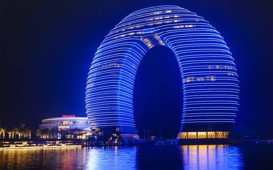 отель Sheraton Huzhou