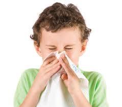 грипп симптомы у детей фто