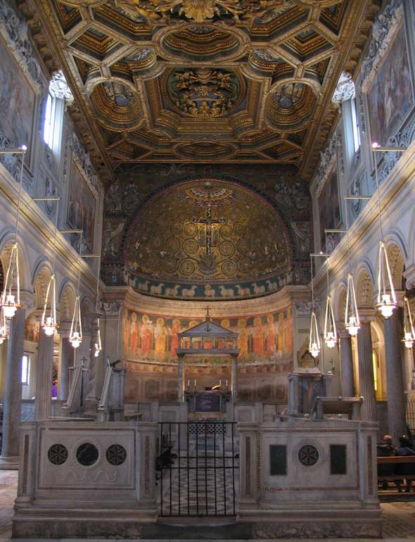 Ватикан Базилика святого Климента