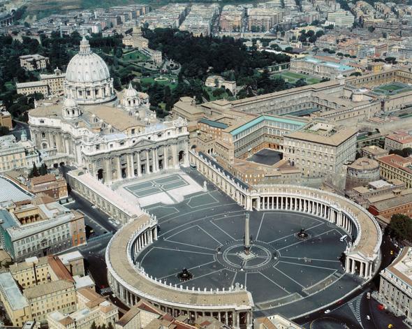 Рим Собор Святого Петра