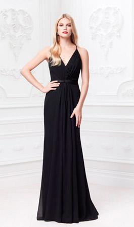 Вечернее платье коллекция Позена