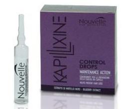 Nouvelle Kapillixine Ultra Drops с экстрактом черники