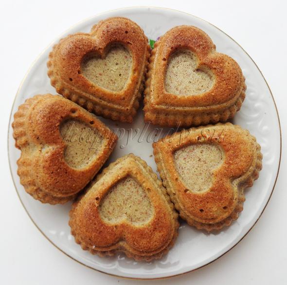 Овсяное печенье с миндалем фото