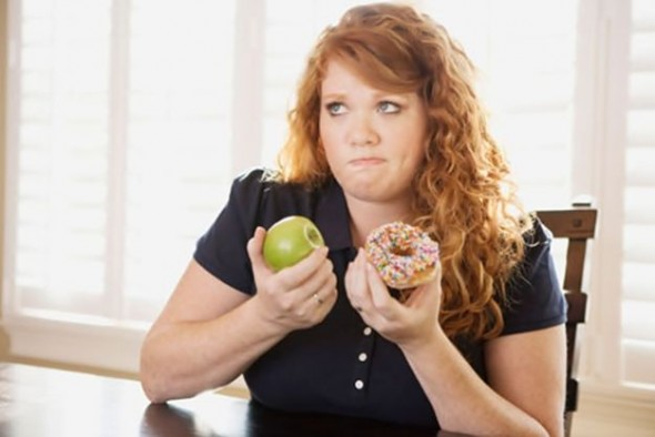 заставить себя похудеть