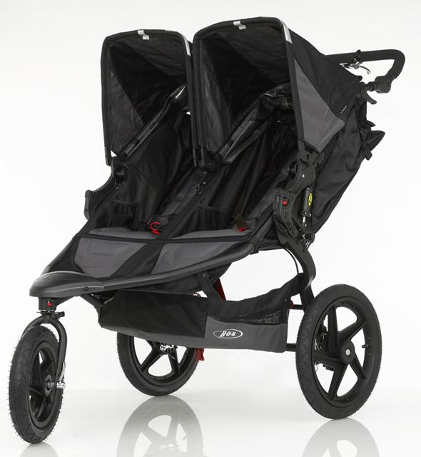 коляска для двойняшек