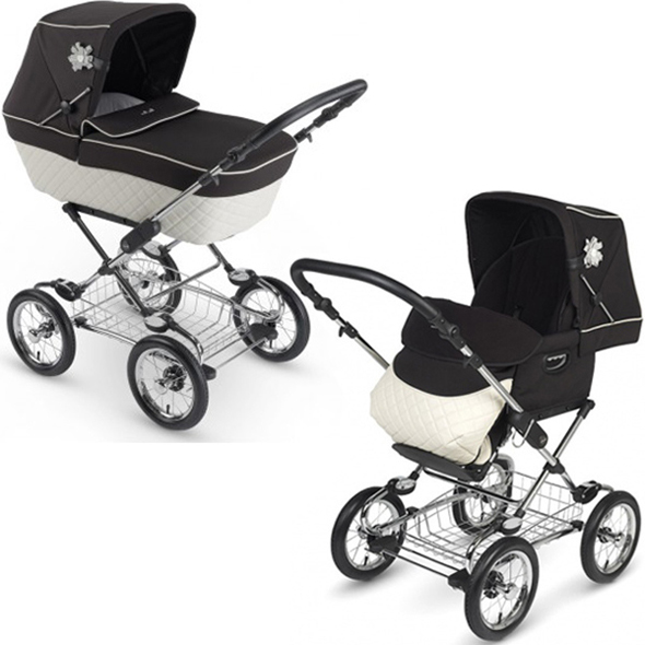 детская коляска Silvercross Sleepover Elegance