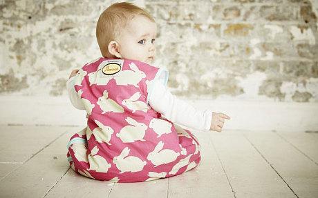 Спальный мешок для грудного ребенка