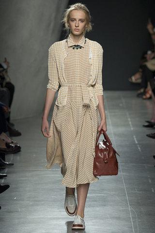 dress Bottega Veneta