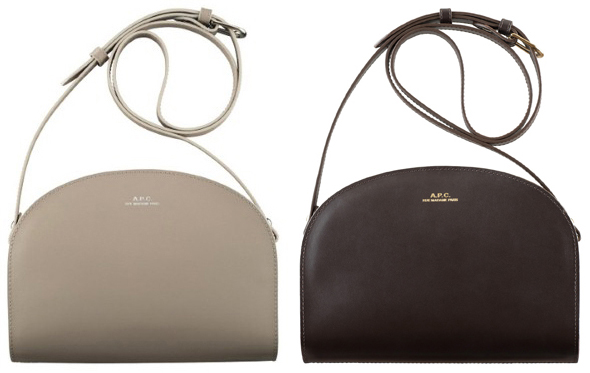 женские сумки APC
