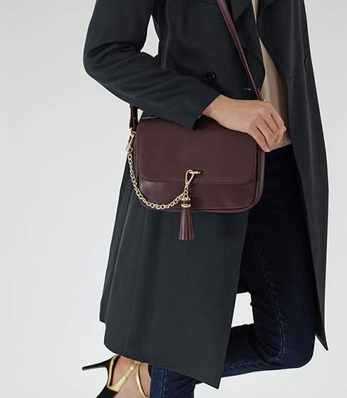 женская сумка Reiss
