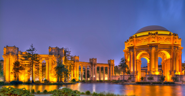 Музей Изящных Искусств Сан-Франциско