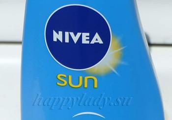 2. NIVEA SUN Солнцезащитный лосьон Защита и загар