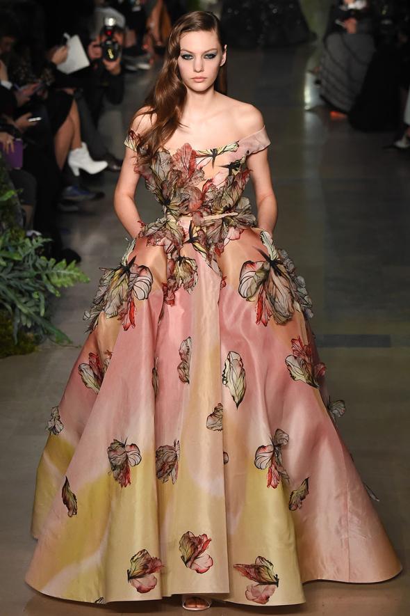 платье Эли Сааб 2015