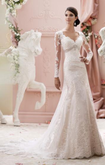 свадебное платье 10