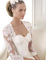 свадебное платье миниатюра