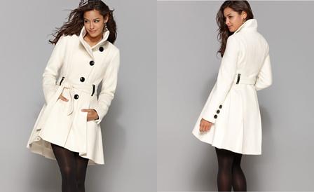 пальто для невысоких