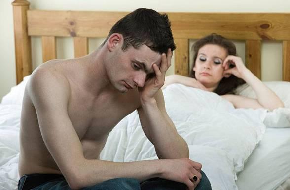 муж отказывается от секса