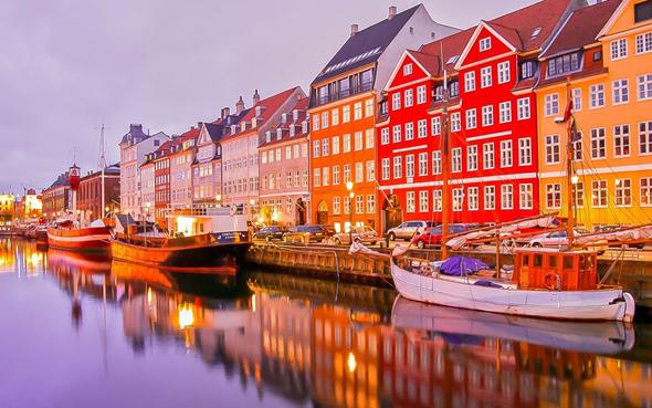 Дания счастливая страна