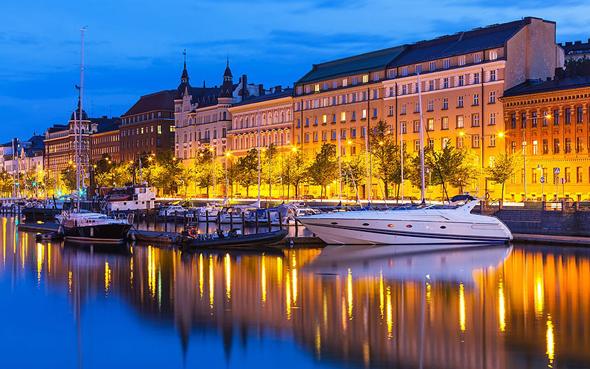 Финляндия счастливая страна