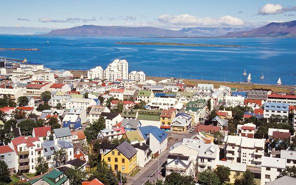 Исландия счастливая страна
