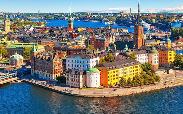 Швеция счастливая страна