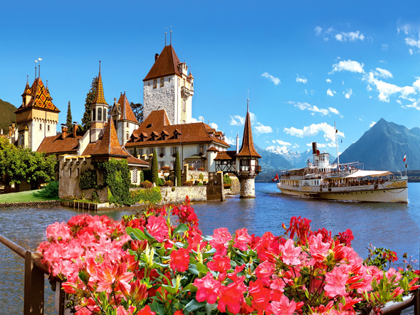 Швейцария счастливая страна