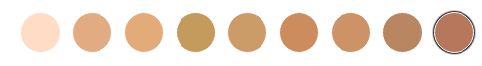 оттенки крема Бобби Браун