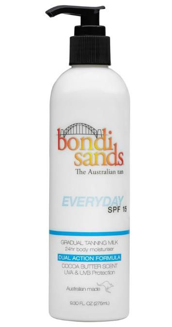 молочко Bondi Sands Gradual Tanning