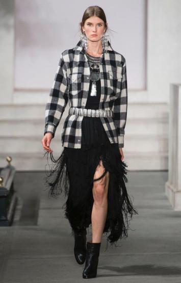 Ральф Лорен черное платье 2016