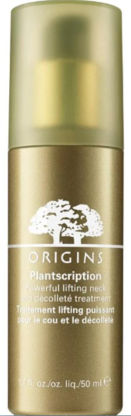 Origins Plantscription Powerful Lifting Neck and Decollete Treatment